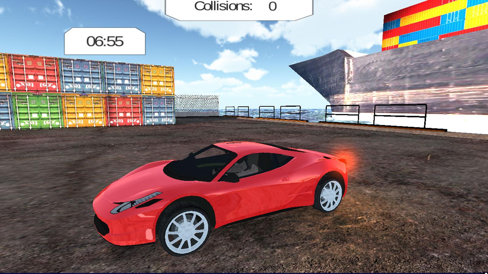 Games Car Police Parking
